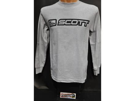 SCOTT majica dugih rukava Made in USA