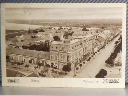 SENTA- PANORAMA 1945  ( II-70 )