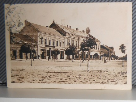 SENTA- Varoška kafana 1920-1930    ( II-67 )