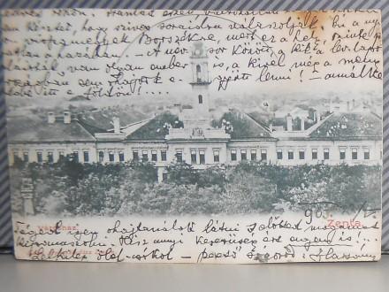 SENTA-panorama 1900-1910  ( II-74 )