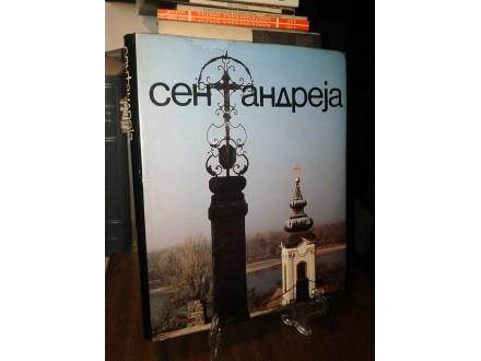 SENTANDREJA - D.Medaković i D. Davidov (posveta autora)