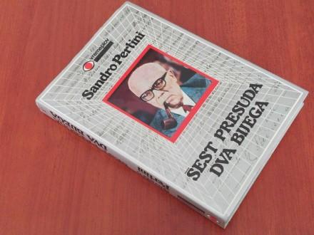ŠEST PRESUDA, DVA BIJEGA - Sandro Pertini