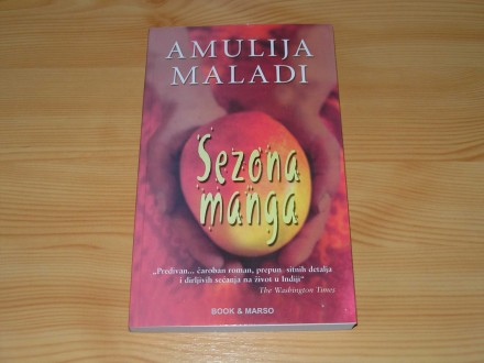 SEZONA MANGA - Amulija Maladi