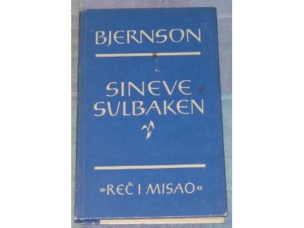 SINEVE SULBAKEN - BJERNSON