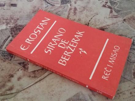 SIRANO DE BERŽERAK - Edmon Rostan