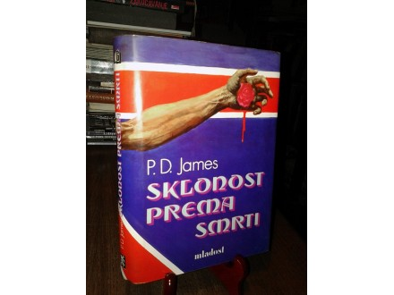 SKLONOST PREMA SMRTI - P. D. James