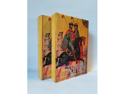 SLOVENI 1 i 2 Fransis Kont (izdanje 1989.)