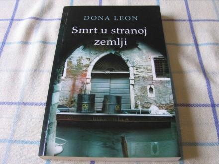 SMRT U STRANOJ ZEMLJI - Dona Leon