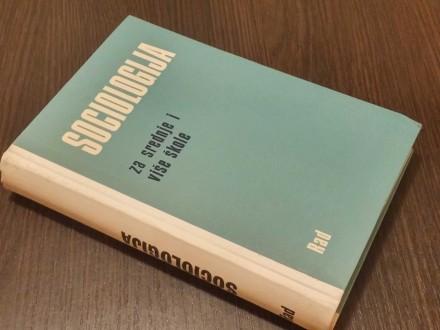 SOCIOLOGIJA ZA SREDNJE I VIŠE ŠKOLE