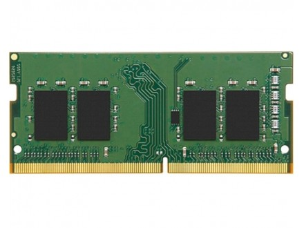 SODIMM DDR4 8GB 2666MHz KVR26S19S8/8BK