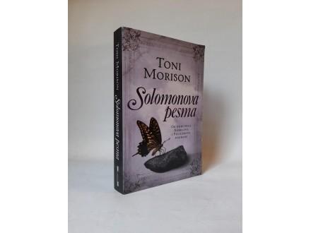 SOLOMONOVA PESMA - Toni Morison