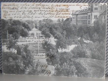 SOMBOR-ERZSEBET PARK-1910-1920   ( II-90 )