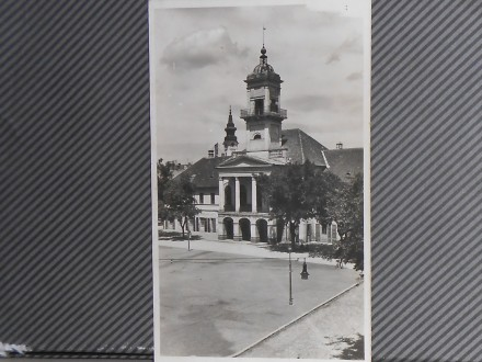 SOMBOR -GRAD. VEĆNICA1940-1945    (II-91 )
