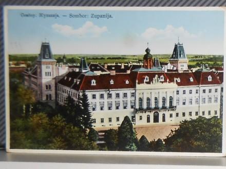 SOMBOR -ŽUPANIJA-1930-1940   ( II-86 )