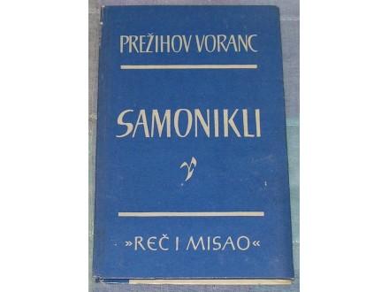 SOMONIKLI - PREŽIHOV VORANC