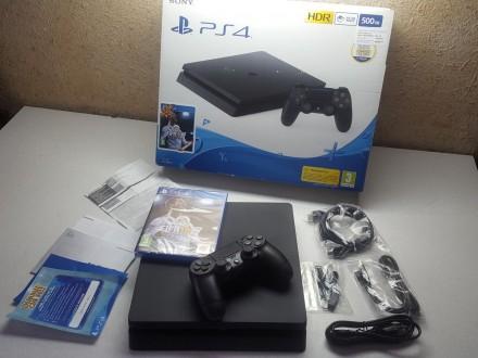 SONY PlayStation 4 Slim 500GB + POKLON FIFA 18 PS4