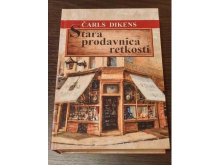 STARA PRODAVNICA RETKOSTI - Čarls Dikens