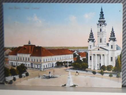 STARI BEČEJ- HOTEL CENTRAL,PRAV.CRKVA  ( II-26 )