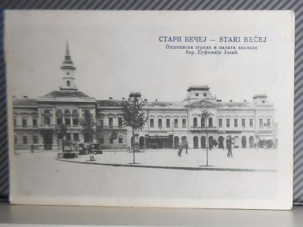 STARI BEČEJ-OPŠTINA  1920-1930  ( II-50 )