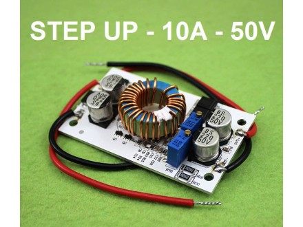 STEP UP regulator i stabilizator napona - 10A - BOOST