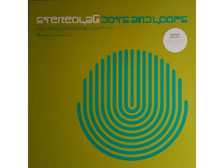 STEREOLAB - DOOTS AND LOOPS - de luxe