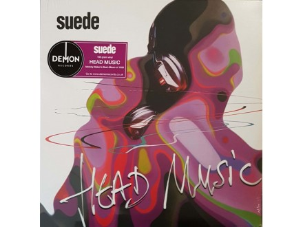 SUEDE - HEAD MUSIC -