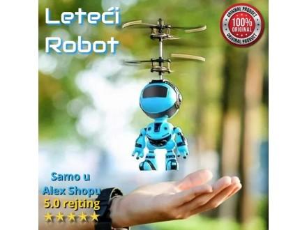 SUPERIORNI LETEĆI ROBOT -EDUKATIVNA IGRAČKA