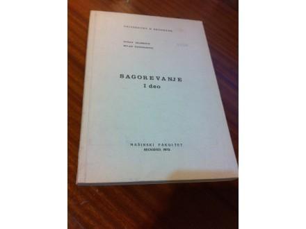 Sagorevanje I deo Drašković Radovanović