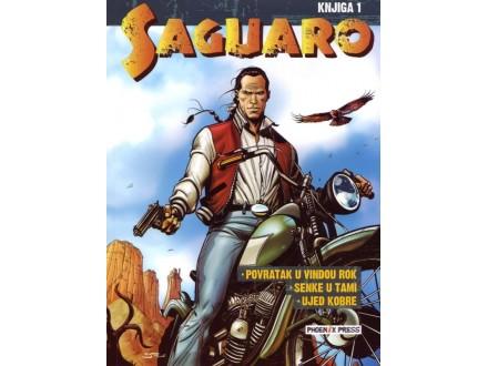 Saguaro Knjiga 1