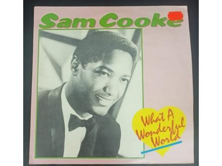 Sam Cooke – What A Wonderful World LP (Europe)
