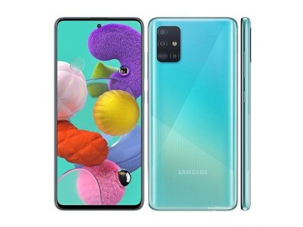 Samsung Galaxy A51 4/128GB Blue