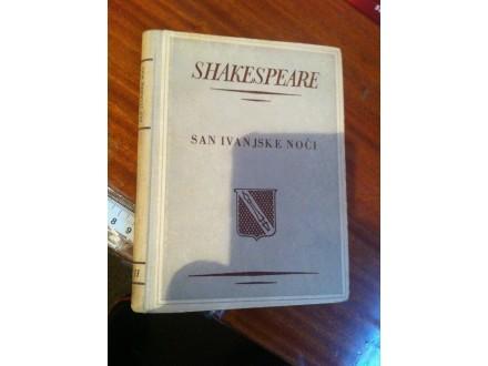 San Ivanjske noći Shakespeare