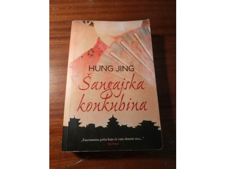 Šangajska konkubina - Hung Jing
