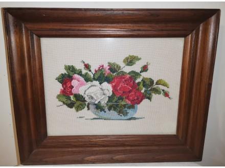 Šarene ruže - Vilerov goblen