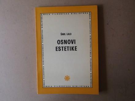 Šarl Lalo - OSNOVI ESTETIKE