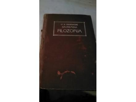 Savermena filozofija - dr Vladimir Dvorniković