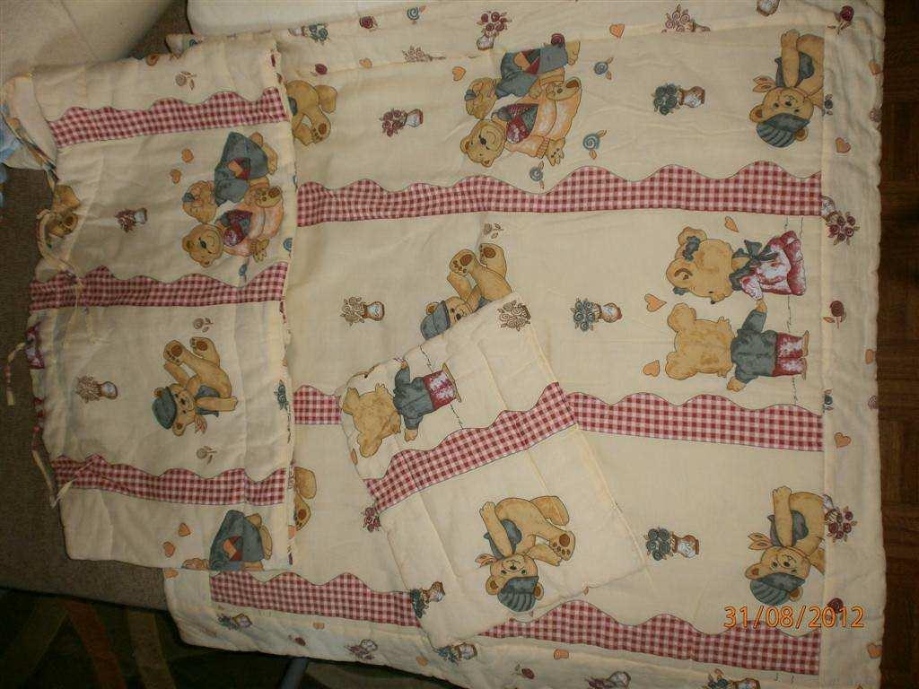Savršena posteljina za krevetac Vaše bebe