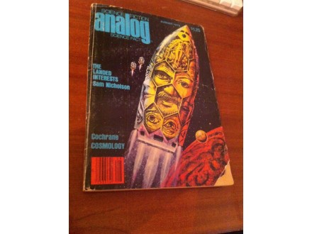 Science Fiction Analog science fact