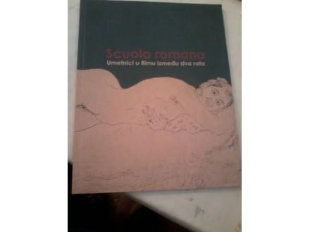 Scuola romana - Umetnici u Rimu između dva rata