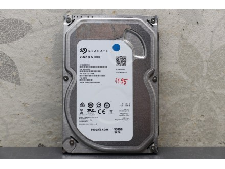 Seagate 500Gb Hard disk ST3500312CS 3.5` 100/100 1195