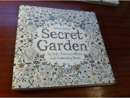 Secret Garden Johana Basford An Inky Treasure Hunt