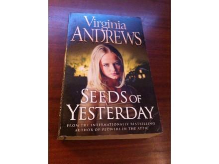 Seeds of Yesterday Virginia Andrews