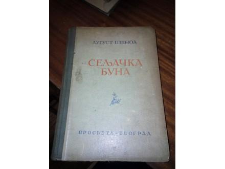 Seljačka buna - August Šenoa