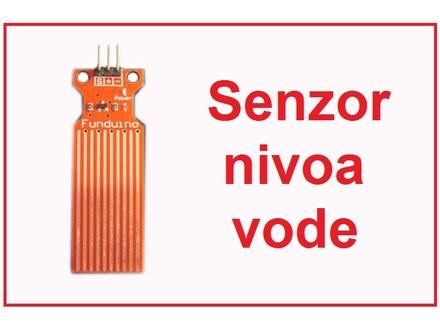 Senzor vode - senzor nivoa kise
