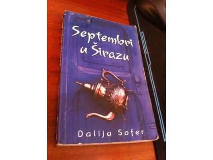 Septembri u Širazu Dalija Sofer