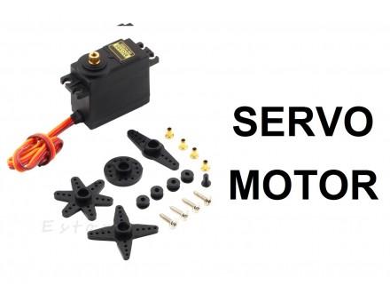 Servo motor MG995 - mini mikro motor