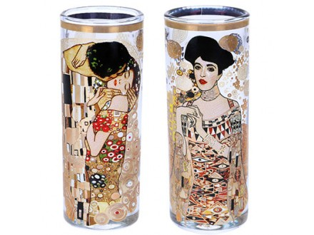 Set čašica - Klimt, The Kiss &; Adele, Shot - Gustav Klimt