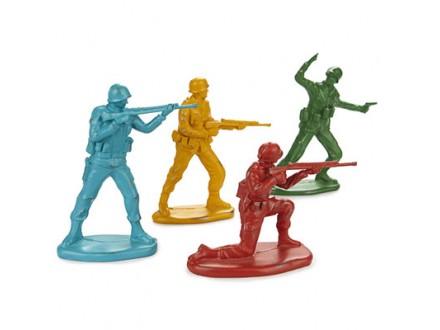 Set figura - Soldiers, 1/4