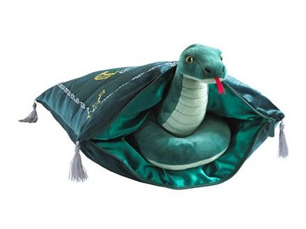 Set jastuk i igračka - Harry Potter, Slytherin House - Harry Potter
