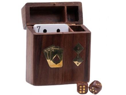 Set karte i kockice - Harvey Makin - Harvey Makin